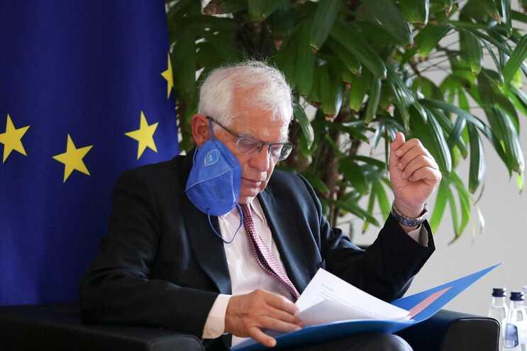 O alto representante da UE para a Política Externa, Josep Borrell