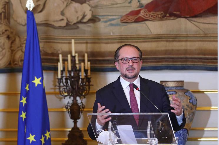 Ministro dos Negócios Estrangeiros, Alexander Schallenberg