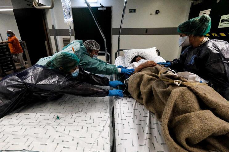 Ordem dos Enfermeiros diz que tem recebido dezenas de queixas diárias