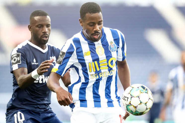 Manafá pode estar de saída do F. C. Porto