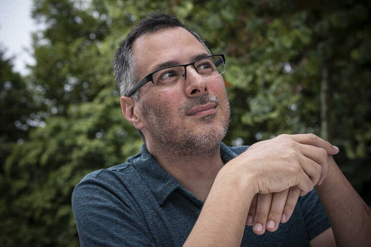 Escritor Pedro Eiras