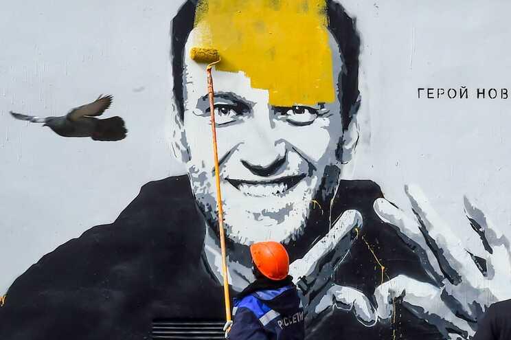 Navalny foi envenenado no ano passado