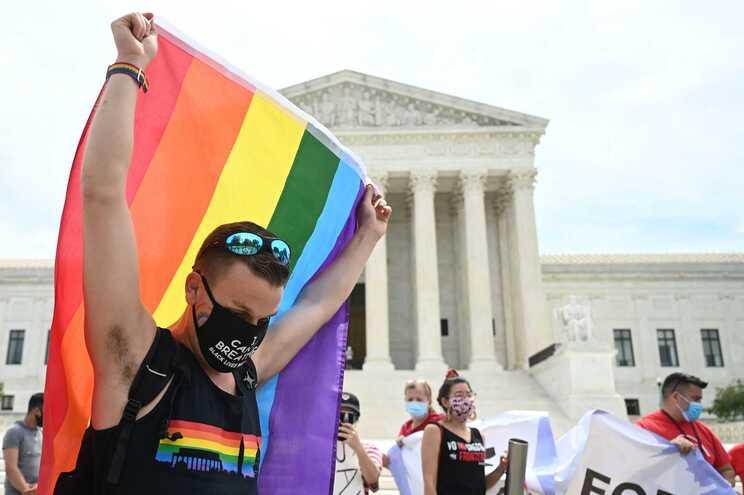 Decisão saudada pelos defensores das minorias sexuais