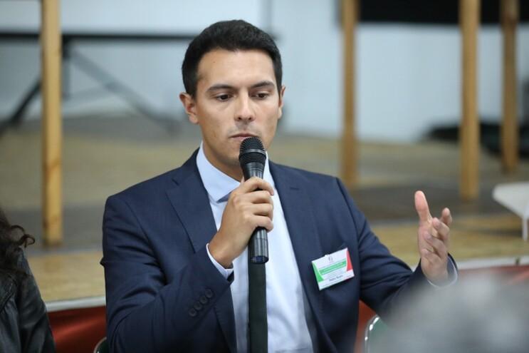 Pedro Rupio, presidente do Conselho Regional das Comunidades Portuguesas na Europa
