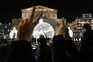 Apoiantes de Navalny protestam em Moscovo após anúncio da pena de prisão