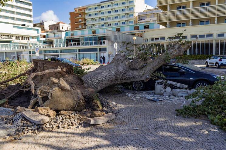 EDP declara Emergência em Coimbra e admite ajuda internacional