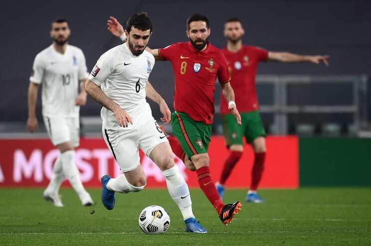 João Moutinho vai falhar o jogo com a Sérvia