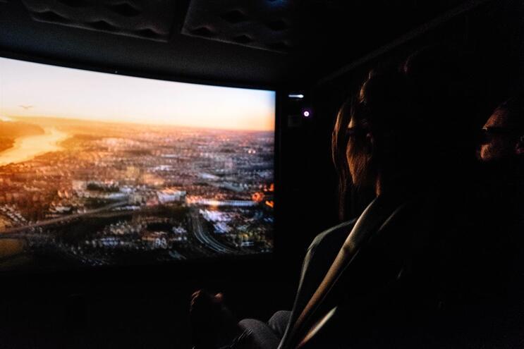 Regras de apoio empurram festivais de cinema para os principais centros urbanos