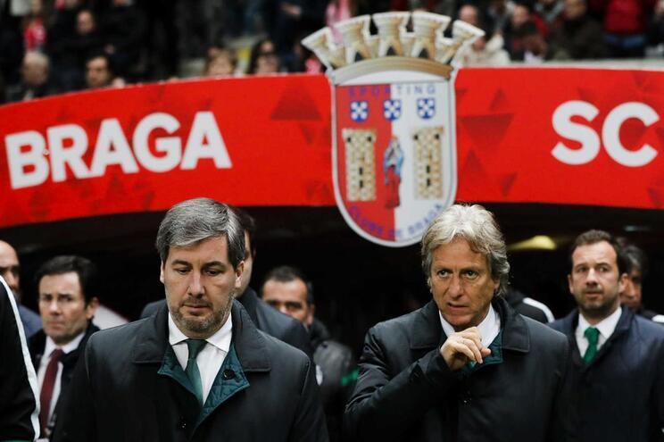 Sporting paga ao Braga mais 100 mil euros mas espera reavê-los