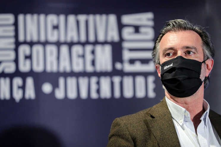 João Cotrim Figueiredo, da Iniciativa Liberal