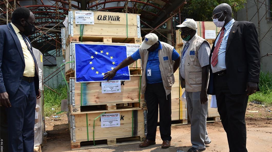 O coronavírus constrói barreiras. A UE constrói pontes.