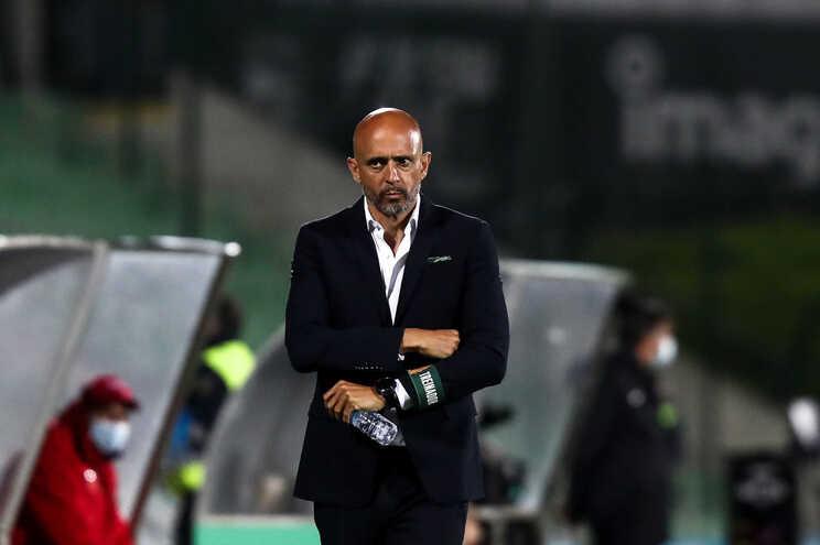 Miguel Cardoso, treinador do Rio Ave