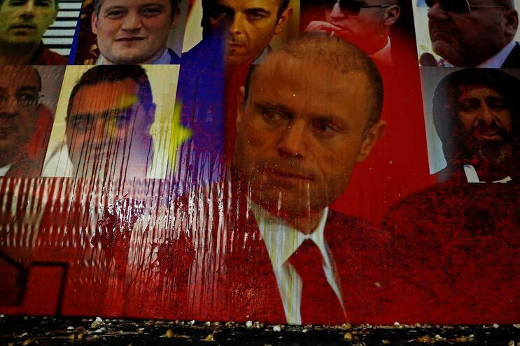 Parlamento Europeu quer que homicídio da jornalista de Malta seja discutido em cimeira
