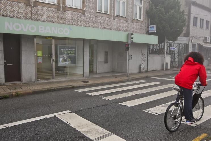 Assaltou banco no Porto apenas com um papel na mão