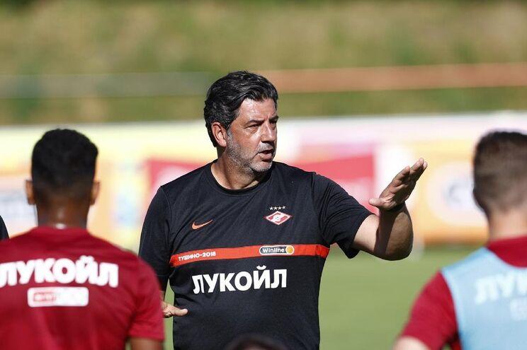 Spartak de Rui Vitória na roleta do Benfica com mais cinco nomes