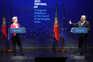 Costae Von der Leyen pedem mobilização da indústria europeia para produção de vacinas