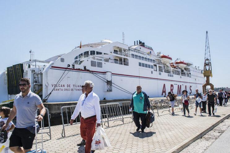 Portimão estuda ligação de ferry a Espanha e Marrocos