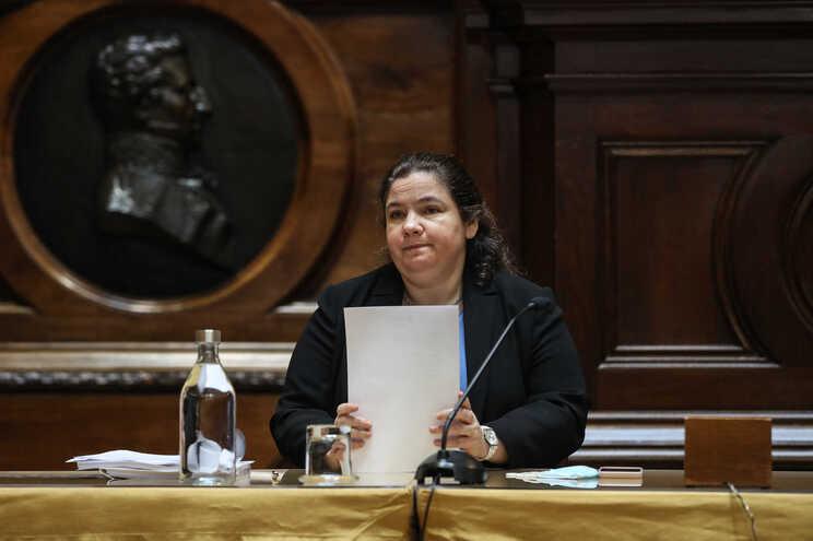 Alexandra Leitão, ministra da Administração Pública
