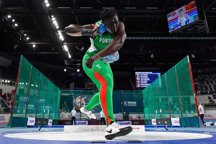 Dongmo elevou para 24 as medalhas ganhas por Portugal em europeus