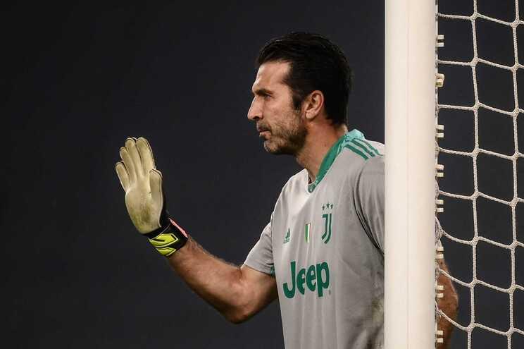Buffon vai deixar a Juventus