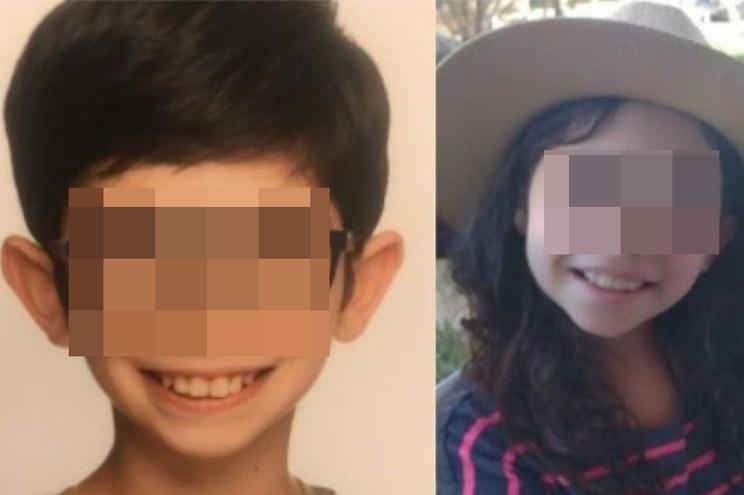 Kristin e Amantia não eram vistos desde dezembro de 2020