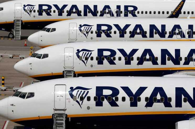Ryanair vai ter sete aeronaves na base em Lisboa