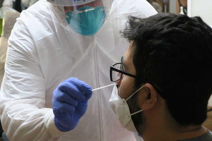 """""""Estamos agora a realizar mais experiências em laboratório para perceber se o vírus está, ou não, a usar"""