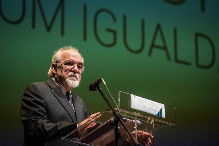 Ministro do Trabalho, Solidariedade e Segurança Social José António Vieira da Silva