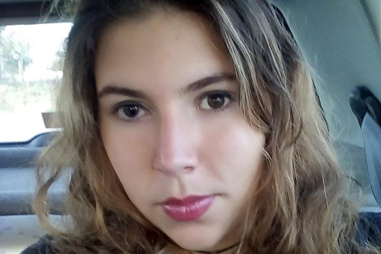 Diana Valério foi atropelada e projetada para uma valeta