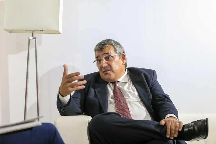 António Cunha, presidente da Comissão de Coordenação e Desemvolvimento Regional do Norte