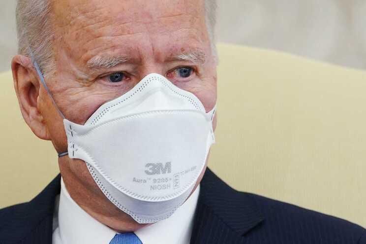 Esta foi a primeira ação militar conhecida sob a égide de Joe Biden