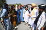 Patrulha talibã em Jalalabad