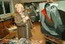Morreu a pintora Armanda Passos