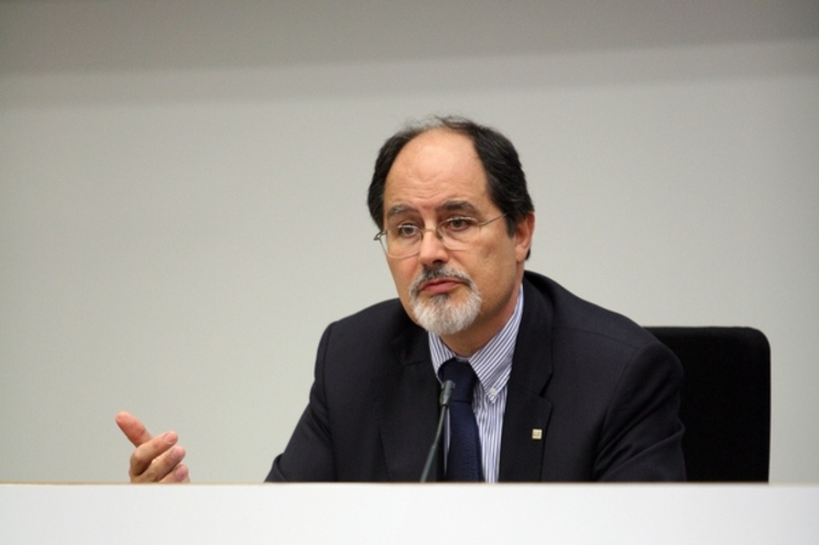 Luís Patrão, ex-deputado do PS