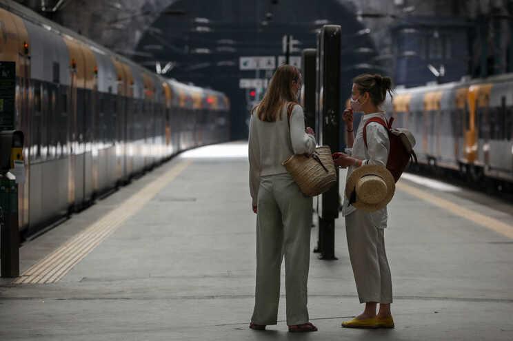 A greve foi convocada pelo Sindicato Nacional dos Trabalhadores do Setor Ferroviário