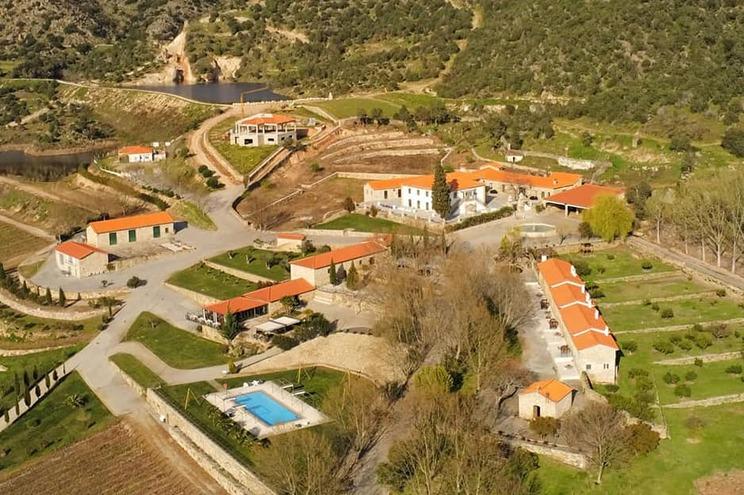Luxuosa propriedade tem mais de 300 hectares