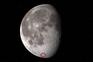 Água na Lua visível através da iluminação do Sol