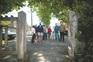 Cidadãos da Granja querem túnel para passar a linha