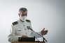 O vice-almirante e coordenador da task-force para a vacinação, Gouveia e Melo