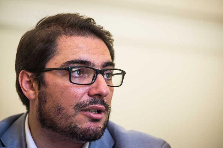 João Oliveira, presidente do Grupo Parlamentar do PCP