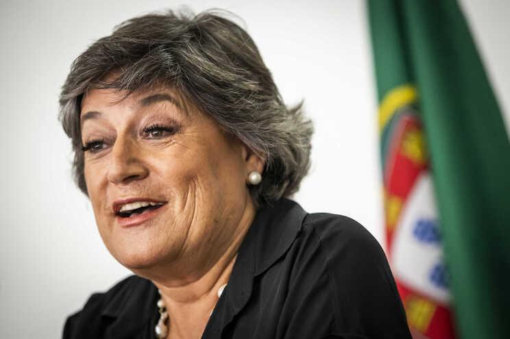 Ana Gomes anunciou que é candidata às eleições presidenciais de janeiro