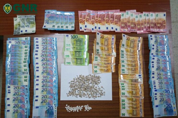 Traficante vendia droga em casa senhorial de Vizela