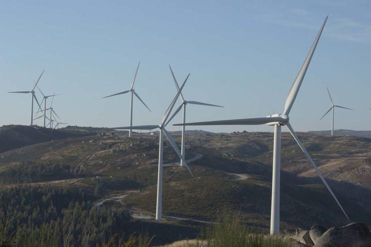 Produção eólica em Portugal bateu um recorde diário em 23 de janeiro