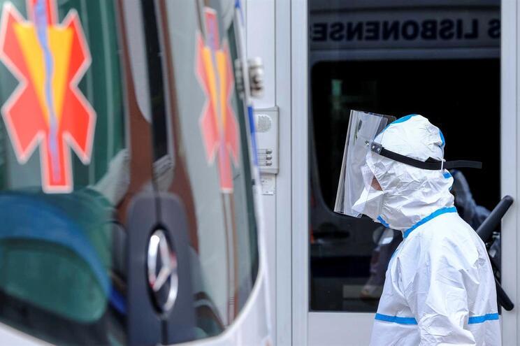 Primeiro caso de Covid-19 detetado em Portugal data de 2 de março