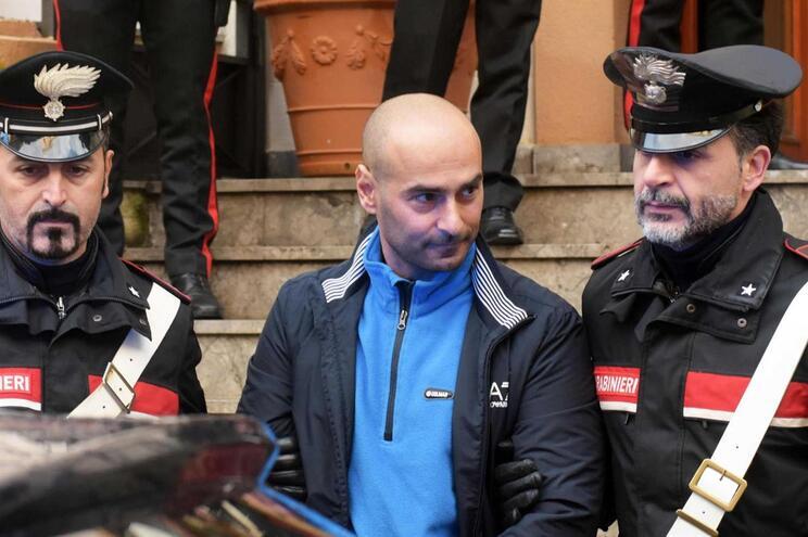 Operação policial decorreu na Sicília