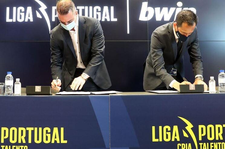 Pedro Proença assinou parceria com a Bwin