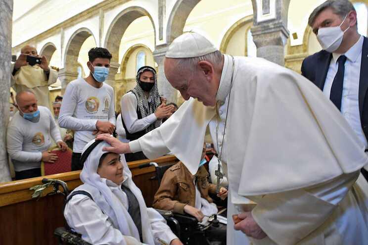 """Papa diz que """"o terrorismo nunca tem a última palavra"""""""