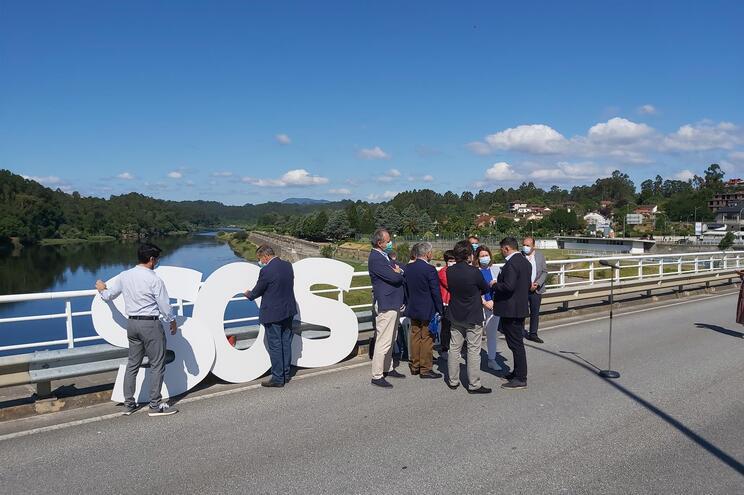 Protesto está previsto para segunda-feira, às 10 horas, na ponte internacional de Vila Nova de Cerveira