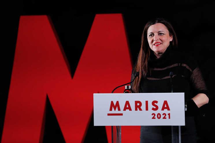 Marisa Matias foi atacada por usar batom vermelho