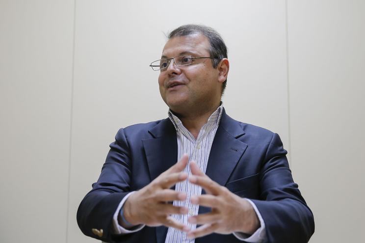 Daniel Adrião, candidato a secretário-geral do PS